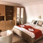 Emeleti légkondicionált 4 fős apartman 2 hálótérrel