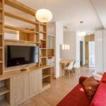 Légkondicionált saját konyhával 2 fős apartman 1 hálótérrel