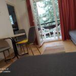 Apartament studio la etaj cu 1 camera pentru 2 pers.