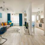 Erkélyes Executive 2 fős apartman 5 hálótérrel (pótágyazható)