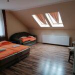 Tetőtéri Standard 4 fős apartman 1 hálótérrel (pótágyazható)