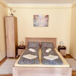 Classic City View 2-Room Apartment for 4 Persons