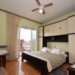 Apartament la etaj cu balcon cu 4 camere pentru 9 pers.