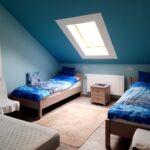 Art kétágyas szoba (pótágyazható)
