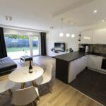 Design Deluxe 1-Zimmer-Apartment für 2 Personen (Zusatzbett möglich)