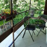 Apartman s balkónem s klimatizací pro 4 os. se 2 ložnicemi