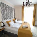 Apartament 2-osobowy Romantyczny z balkonem z 1 pomieszczeniem sypialnianym