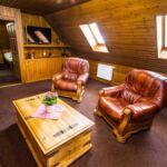 Légkondicionált teraszos 3 fős apartman (pótágyazható)