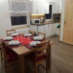 Zuhanyzós saját konyhával 6 fős apartman