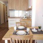 Studio Apartment for 2 Persons with Shower