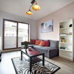 Standard Apartman pro 4 os. se 2 ložnicemi na poschodí