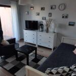 Apartament 4-osobowy na piętrze z panoramą z 2 pomieszczeniami sypialnianymi