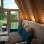 Casa de weekend design toata casa pentru 4 pers. (se inchirieaza doar integral)
