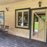 Casa de vacanta toata casa cu vedere spre padure pentru 4 pers. (se inchirieaza doar integral)