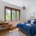 Apartament deluxe cu aer conditionat cu 2 camere pentru 4 pers.