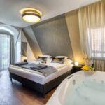 Deluxe 1-Zimmer-Suite für 2 Personen mit Balkon
