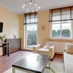 Apartament 4-osobowy z balkonem z łazienką