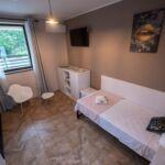 Prizemni soba sa 3 kreveta(om) (za 3 osoba(e))