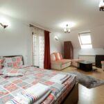 Lux Doppelzimmer Obergeschoss (Zusatzbett möglich)