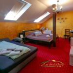 Vierbettzimmer (Zusatzbett möglich)