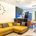 Design 4 fős apartman 4 hálótérrel