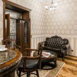 Apartament 4-osobowy Exclusive z widokiem na zamek z 2 pomieszczeniami sypialnianymi