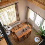Apartman (jako celek) s klimatizací pro 5 os. s výhledem na jezero