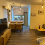 Sa tuš kabinom Sa vlastitom kuhinjom apartman za 2 osoba(e) sa 0 spavaće(om) sobe(om)