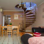 Apartman (jako celek) s klimatizací pro 6 os. v podkroví (s možností přistýlky)
