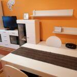 1-Zimmer-Apartment für 4 Personen Obergeschoss mit Aussicht auf den Park