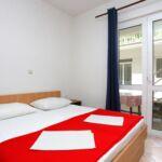 Apartament cu terasa cu 1 camera pentru 2 pers. AS-6660-i