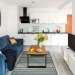 Classic Studio 1-Room Apartment for 4 Persons