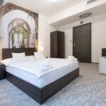 Légkondicionált Standard franciaágyas szoba