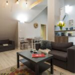 Emeleti Családi 8 fős apartman 3 hálótérrel