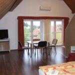 Classic Apartman pro 4 os. se 2 ložnicemi na poschodí