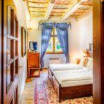 Zuhanyzós Deluxe kétágyas szoba