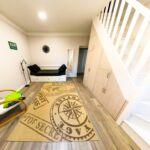 Apartament familial(a) cu terasa cu 2 camere pentru 6 pers.