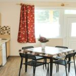 Apartament 4-osobowy Premia z widokiem na ogród z 2 pomieszczeniami sypialnianymi