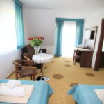 Camera cvadrupla (se poate solicita pat suplimentar)