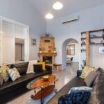 Apartament premium cu aer conditionat cu 3 camere pentru 10 pers.