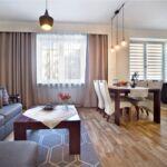 Apartament standard Plus la etaj cu 2 camere pentru 5 pers.