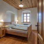 Camera cu cadita de dus cu bucatarie proprie pentru 6 pers. (se poate solicita pat suplimentar)