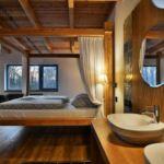 Apartament cu bucatarie proprie cu terasa pentru 2 pers. (se poate solicita pat suplimentar)