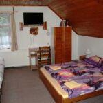 Hütte mit Dusche und Eigner Küche (Zusatzbett möglich)