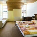 Standard Apartment für 2 Personen mit Dusche (Zusatzbett möglich)