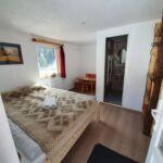 Apartman s manželskou postelí se 2 ložnicemi