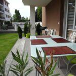 3-Zimmer-Apartment für 6 Personen Parterre mit Garten