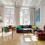 Városra néző Deluxe 6 fős apartman