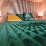Apartament exclusive cu aer conditionat cu 2 camere pentru 4 pers.