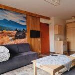 Pogled na planine Mali balkon soba sa 4 kreveta(om) (za 6 osoba(e))
